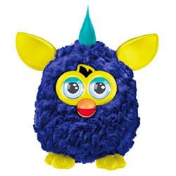 Furby Bleu et Jaune