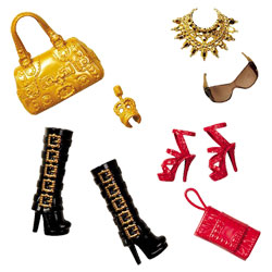 Barbie Chaussures et Accessoires BCN44