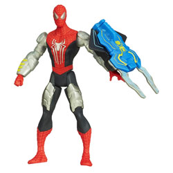 Spiderman Figurine Spider Strike Slash Gountlet