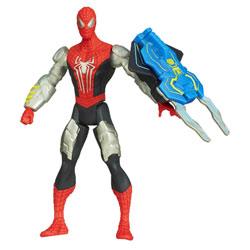 Spiderman Figurine Spider Strike Slash Gountlet