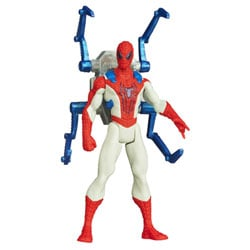 Spiderman Figurine Spider Strike Iron Claw