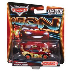 Cars Véhicule Neon Flash McQueen