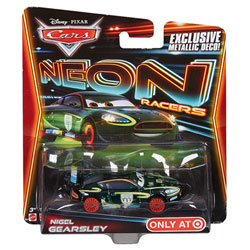 Cars Véhicule Neon Nigel Gearsley