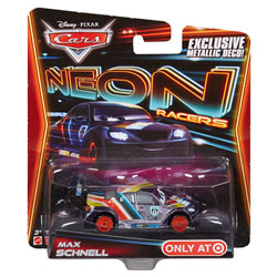 Cars Véhicule Neon Max Schnell