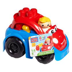 Lil véhicule : Ricky la voiture