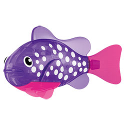 Robo Fish lumineux Bioptic