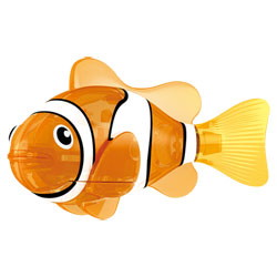 Robo Fish lumineux Red Siren