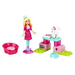 MegaBloks Barbie et son chaton