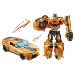 Transformers 4 Rid Deluxe Attackers Bumblebee