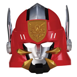 Masque MégaForce Power Rangers Gosei