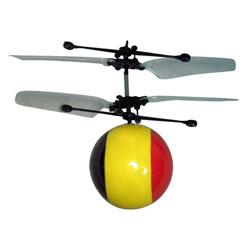 Fly Ball Drapeau Belgique