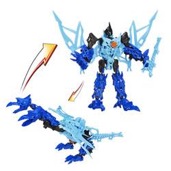 Figurine Dinobots Strafe Transformers 4 Construct Bot Scout