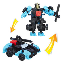 Figurine Transformers 4 Construct Bots Riders Drift