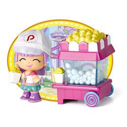 Pinypon Mini Stand pop-corn