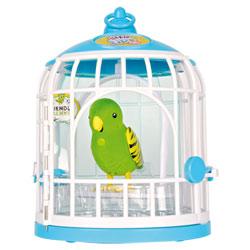 Little Live Pets cage à oiseaux avec Friendly Frankie