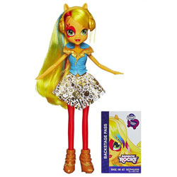 My Little Pony Equestria Girls Applejack Rainbow Rocks