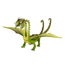 Figurine d'action Dragons HIDEUX BRAGUETTAURE