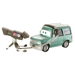 Méga Véhicule Cars2 Nelson Blindspot