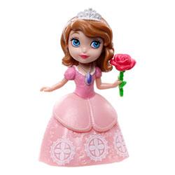 Mini Princesse Disney Sofia Fleur