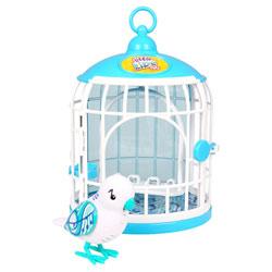Little Live Pets cage avec oiseaux Blanc