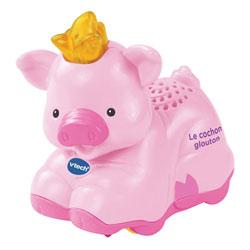 Tut Tut animo Tire-bouchon le cochon glouton