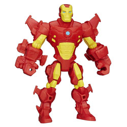 Avengers Figurine Hero Mashers Iron-Man