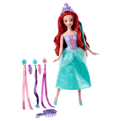 Disney Princesse Coiffure Ariel