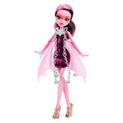 Monster High Poupées Fantôme Hantées Draculaura