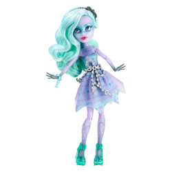 Monster High Poupées Fantôme Hantées Twyla