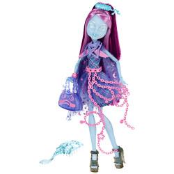 Monster High Poupées Hantées Kiyomi Haunterly