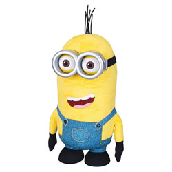 Peluche Minions Kevin 20 cm