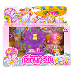 Pinypon Mini Stand de tire 2