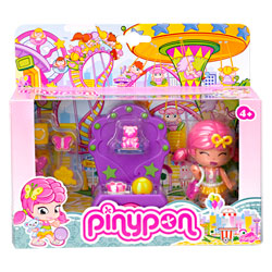 Pinypon Mini Stand de tire 3
