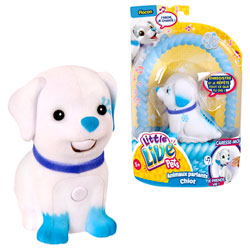 Little Live Pets Chiot Flocon
