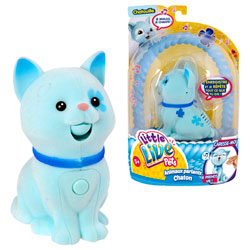 Little Live Pets Chaton Chatouille