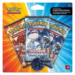 Pokemon 3 Pack Team Magma Kyogre-EX