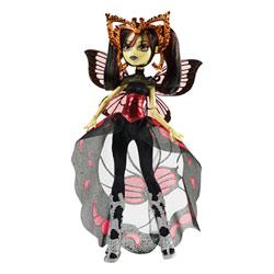 Monster High Poupée Guest Star Boo York Luna Mothews