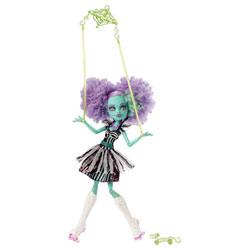 Monster High Poupée Freak du Chic Honey Swamp