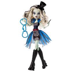 Monster High Poupée Freak du Chic Frankie Stein