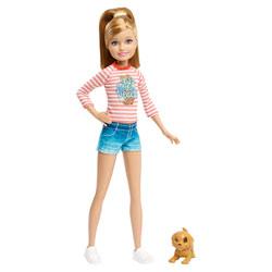 Sœur de Barbie Stacie et son Petit Chien