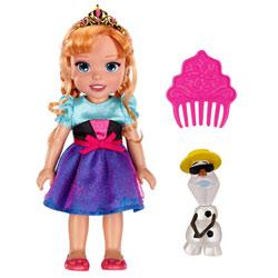 Poupée La Reine des Neiges 15cm Anna