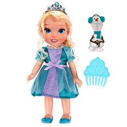 Poupée La Reine des Neiges 15cm Elsa