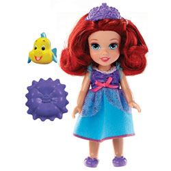 Poupée Princesse Disney 15 cm Ariel