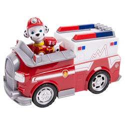 Pat'Patrouille Véhicule Ambulance et Figurine Marcus