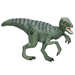 Jurassic World Titan Dinos Velociraptor Charlie