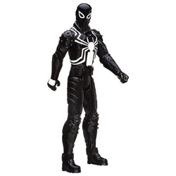 Spiderman Web Warriors Figurine 30 cm Agent Venom