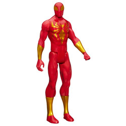 Spiderman Web Warriors Figurine 30 cm Iron Spider