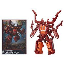 Transformers Combiner Legends Cop Shop