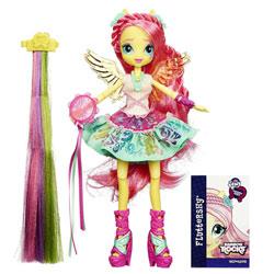 My Little Pony Equestria Girls Coiffure Tendance Fluttershy