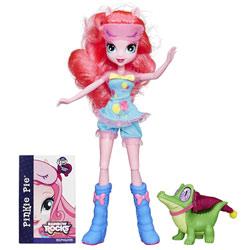 My Little Pony Equestria Girls Soirée Pyjama Pinkie et Gummy